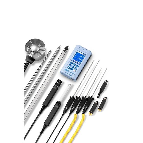 HD31 – Handheld Portable Multifunction Data Logger