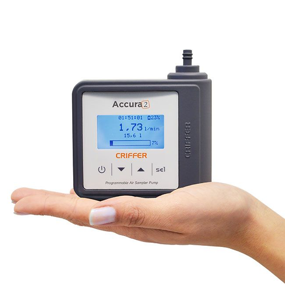 Accura-2 Digital programmable sampling pump
