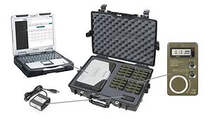 Emergency dosimetric (EPD) kit