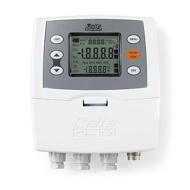HD2717T serie – מד לחות, טמפרטורה נייח