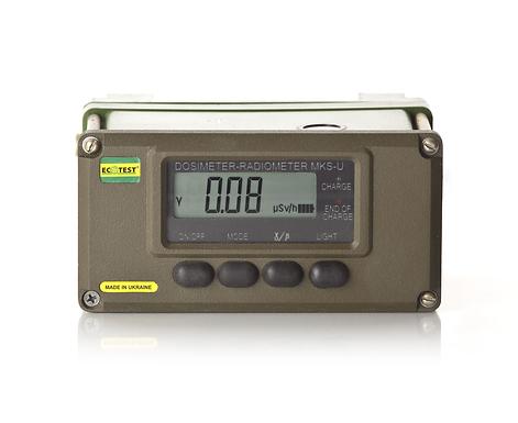 MKS-U – Radiation Survey Device