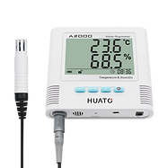 A2000-ET Sound & Light Alarm Hygro-thermometer
