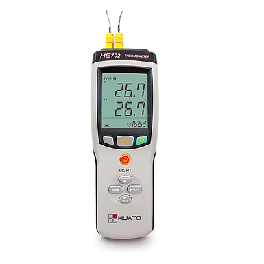 HE701 Handheld Thermocouple Temperature Data Logger