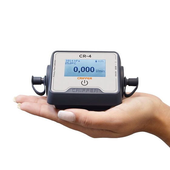 CR-4 Calibrator for digital sampling pumps
