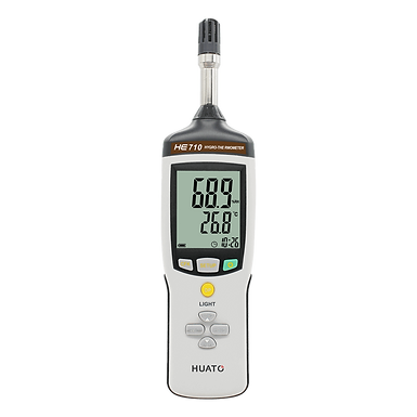 HE710-TH Series Handheld Thermometer Hygromete