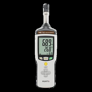 HE710-TH Series Handheld Thermometer Hygromete