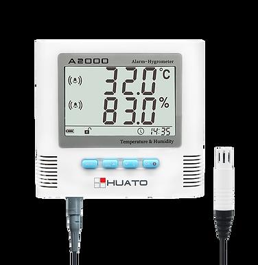 A2000-EX Sound & Light Alarm Hygro-thermometer