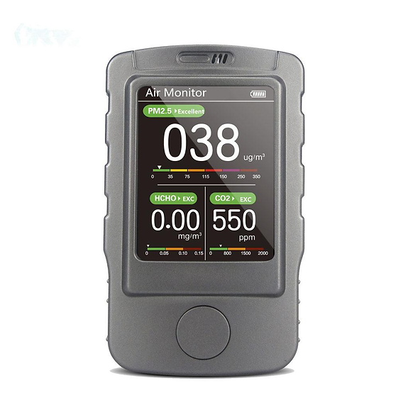 BR-V6 PM1.0 PM2.5 PM10 CO2 meter Formaldehyde Air Quality Analyzer
