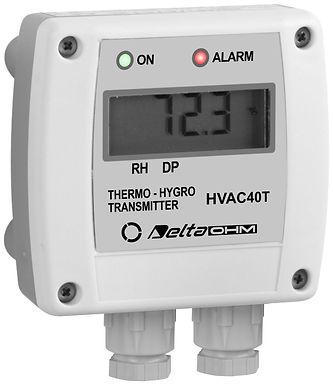HVAC40 – HVAC Transmitters and Hygrostats