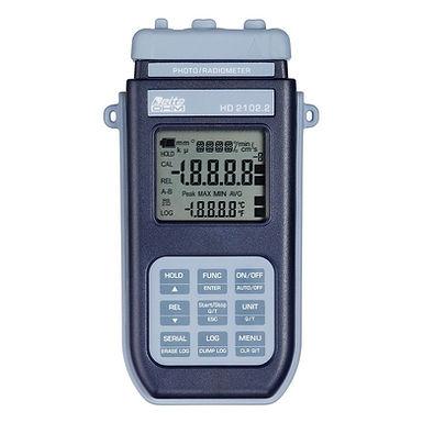 HD2102.2 – Portable Luxmeter Data Logger