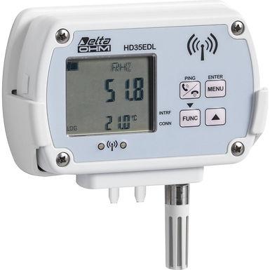 HD35 – Wireless Data Logger System