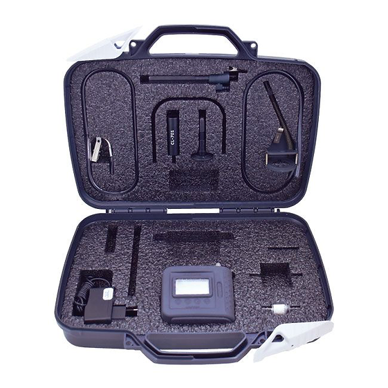 KHO-02 Occupational hygiene kit - Chemical agent assessments