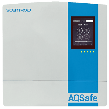 AQSAFE INDOOR AIR QUALITY MONITOR