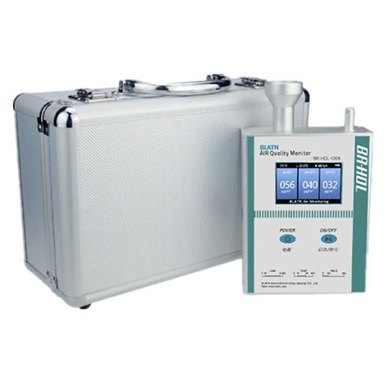 BR-HOL-1209 PM1.0 Particle Counters PM10 PM2.5 Air Pollution Detector