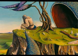 Поэма о пророке Ионе, очутившемся во чреве большой рыбы, а быть может, и кита