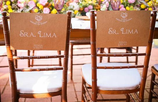 Casamento Júnia & Silas