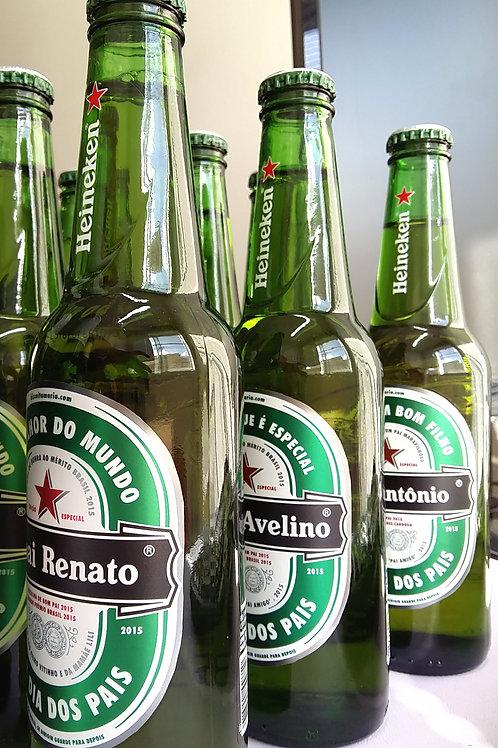 Cerveja Long Neck Personalizada