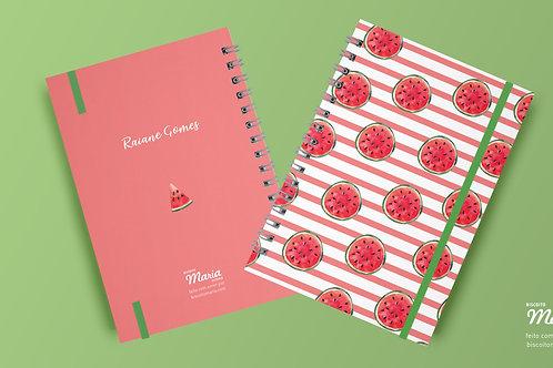 Cadernos Frutas