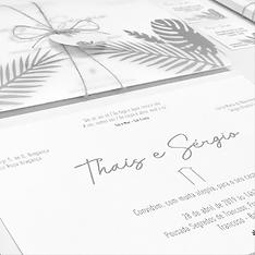 Casamento Thaís & Sérgio