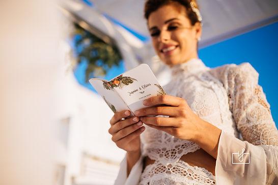 Editorial Casamento Santorini Grécia
