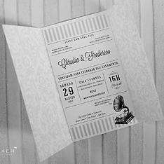 Casamento Cláudia e Fred