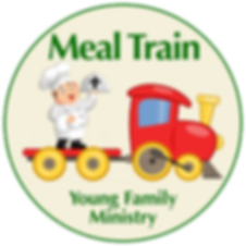 Young Family Ministry Meal Train