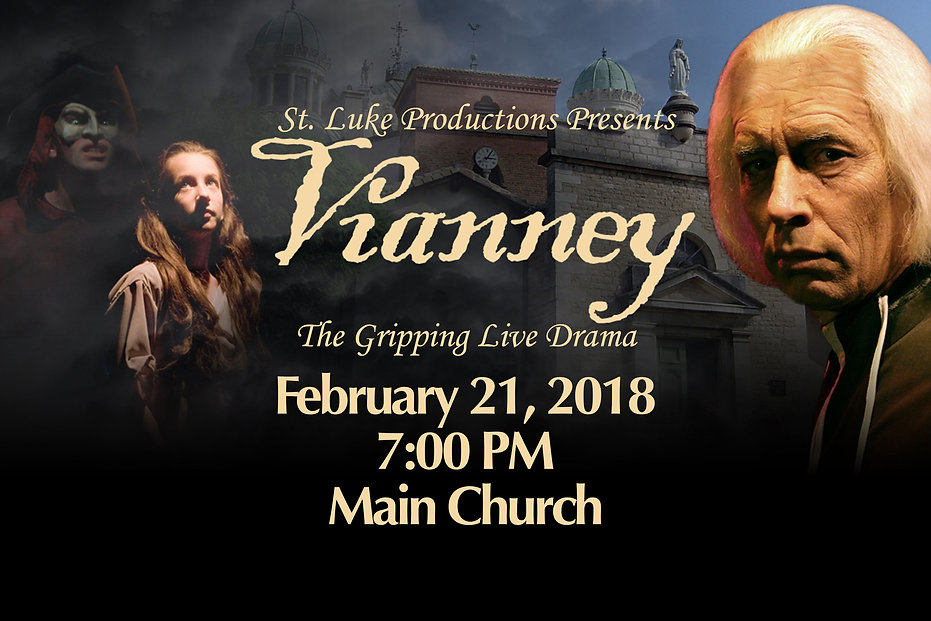 Vianney, St. Luke Productions