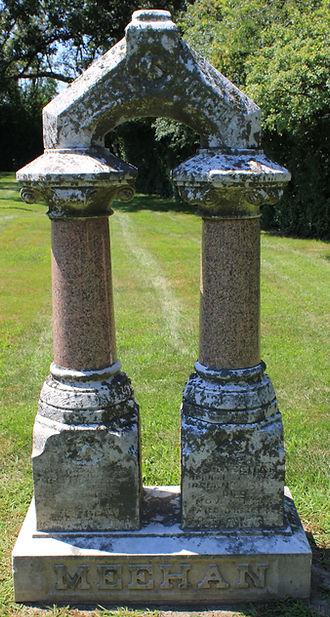 Michael Meehan, St. Patrick Cemetery