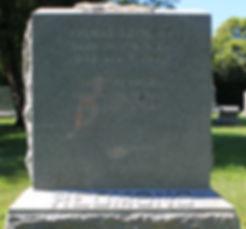 Thomas Redmond, Mary Jane Yore Redmond, St. Patrick Cemetery, Lake Forest, Illinois