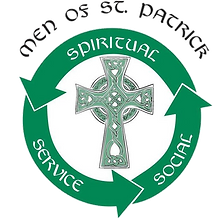 Men of St. Patrick logo