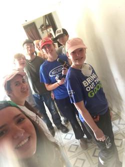 Team 4 working
