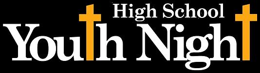 High School Youth Night