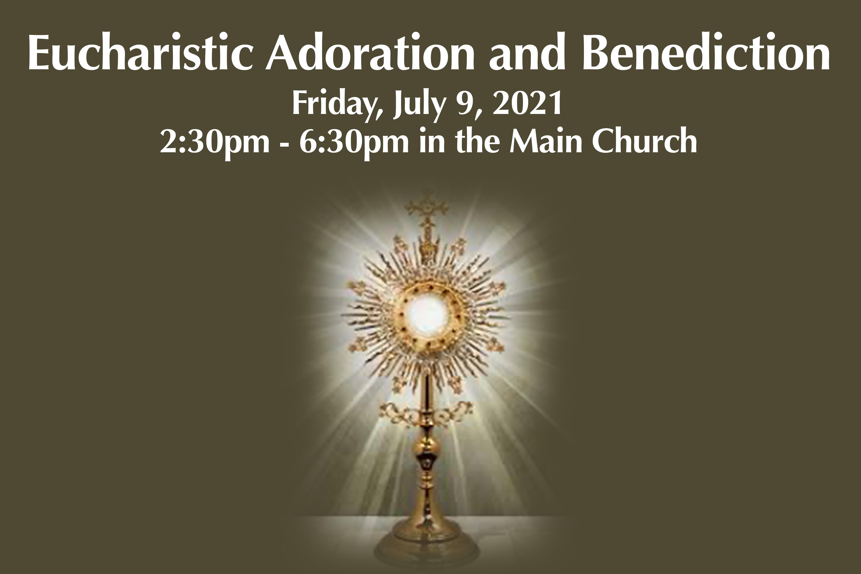 Chaplet of Divine Mercy 07-09-21 Website
