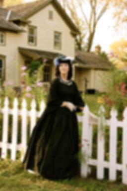 Lynn Rymarz as Eliza Hamilton