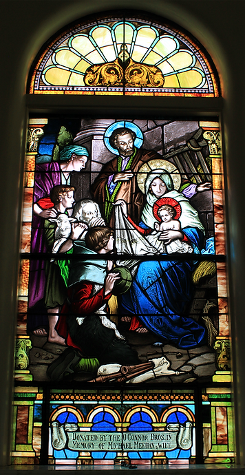 St. Patrick Church, Lake Forest, Illinois O'Connor, Michael Meehan