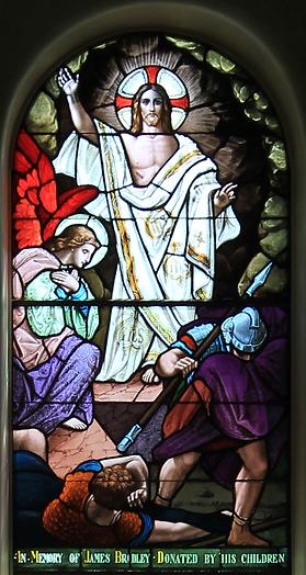 Resurrection Window, James Bradley