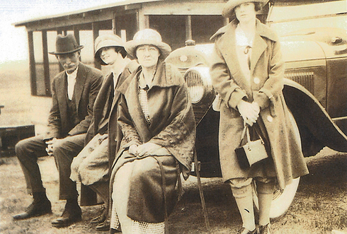 Edward J. Kennedy, Mary Kennedy, Rose Anna Redmond Kennedy, Rose Kennedy, Illinois Route 60, Kennedy Road, St. Patrick Church, Lake Forest, Illinois