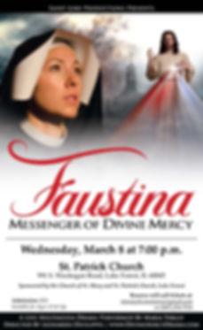 Faustina, Messenger of Divine Mercy