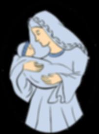 Year of Mary 2018 logo