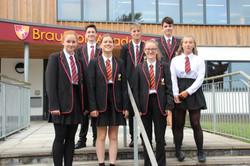 School Officers 2020 - 2021 1