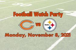 Men's Group Football Watch Party