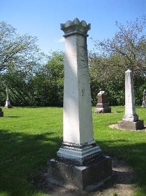 John J. Burns, St. Patrick Cemetery
