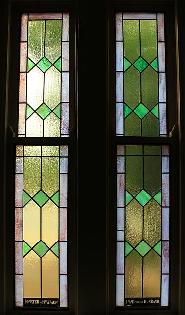 Anna L. Fagin, Anna L. Fagan, James Redmond, Ann Devon Redmond, St. Patrick Church, Lake Forest, Illinois