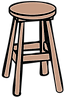 Comedy Night stool.png