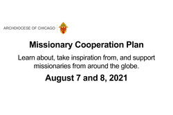 Missionary Cooperation Plan