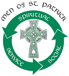 St. Patrick Men's Group logo
