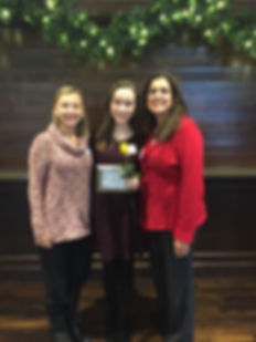 2016 Gold Rose Awards, Vicariate I, Archdiocese of Chicago, St. Patrick Church, Elizabeth Kelley, Lizzie Cole, Margaret Tomaselli, St. Patrick Church, Lake Forest, Illinois