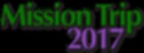 Mission Trip 2017