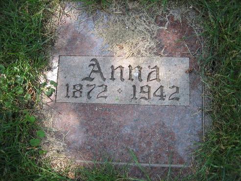 Anna L. Redmond Fagan, St. Patrick Cemetery