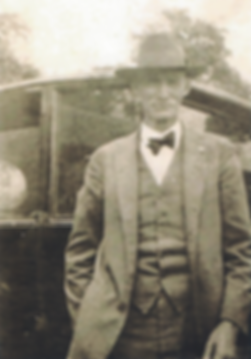 Edward J. Kennedy, Illinois Route 60, St. Patrick Church, Lake Forest, Illinois